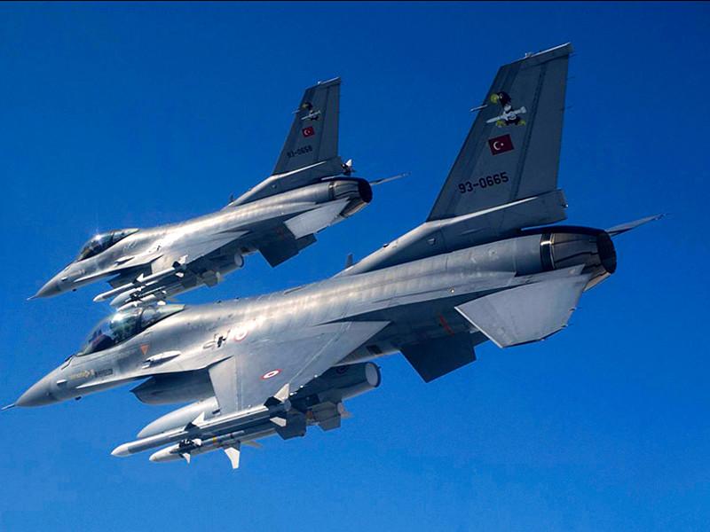 Армия Сирии заявила о готовности сбивать самолеты ВВС Турции в случае, если авиация вторгнется в воздушное пространство страны