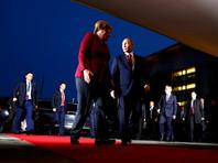 """В Берлине проходят переговоры """"нормандской четверки"""""""