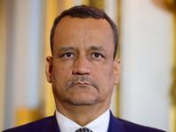 Cпециальный посланник ООН в Йемене Исмаил Ульд Шейх Ахмед