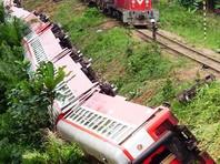 В Камеруне с рельсов сошел переполненный пассажирский поезд, 10 погибших