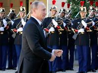 Le Monde: Для властей Франции готовившийся визит Путина был серьезной головной болью