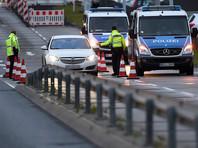 Предполагаемого главаря террористов из Хемница ищут по всей Германии