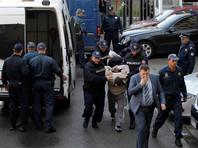 накануне выборов правоохранительные органы раскрыли группировку, состоявшую примерно из 50 россиян, сербов и черногорцев