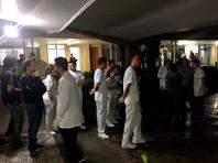 Спасатели оперативно прибыли на место крушения. Как сообщает 360 Radio Colombia в своем Twitter, по данным властей, погибли 25 человек