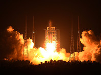 """Китай успешно запустил свою самую мощную ракету-носитель """"Чанчжэн-5"""""""