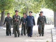 Глава КНДР провел тренировку спецназа, который должен уничтожить Южную Корею