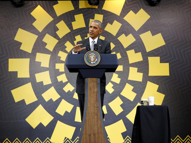 Барак Обама, Лима, 20 ноября 2016 года