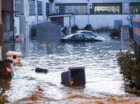 В Италии из-за сильных дождей погибли два человека