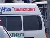 Автобус с туристами из России попал в ДТП в Таиланде