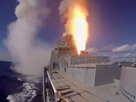 Минобороны сообщило об ударах по боевикам в Сирии крылатыми ракетами, не уточнив места бомбардировок
