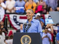"""За день до выборов президента США Обама публично высмеял """"бесконтрольного"""" Трампа, которого его же штаб отлучил от Twitter"""