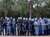 Акции протеста продолжались в столице ЮАР в течение нескольких недель, а в среду, 2 ноября, усилились на фоне разбирательства в Высоком суде по поводу антикоррупционного доклада