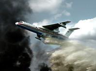 Самолеты российского МЧС тушат пожары в районе израильской Хайфы