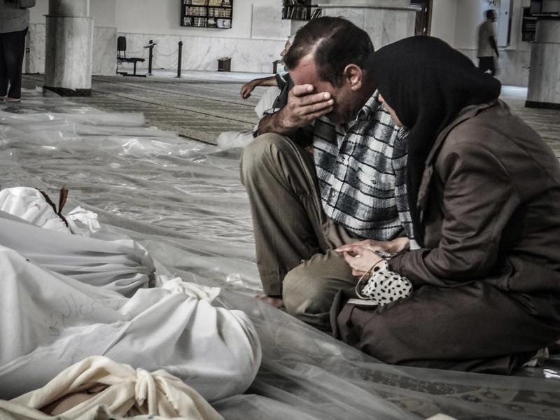 Совет безопасности ООН единогласно одобрил резолюцию N2319 в целях продления на год работы миссии по расследованию обстоятельств применения химического оружия в Сирии