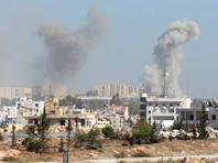 Сирийская армия пытается выбить боевиков из последнего очага сопротивления в западном Алеппо