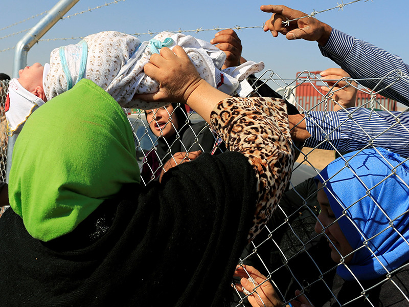 Боевики ИГ взяли в плен 1600 жителей Мосула