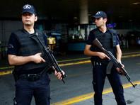 Полиция обстреляла мотоцикл возле аэропорта в Стамбуле