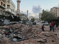 Российские эксперты в Алеппо возьмут пробы на месте применения химоружия