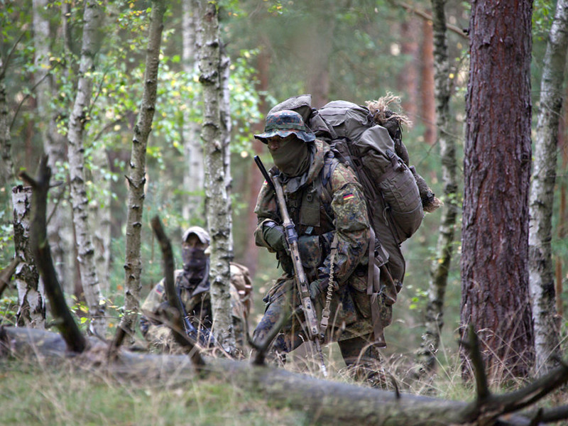 Военная контрразведка Германии выявила 20 исламистов в армии, еще 60 военнослужащих - под подозрением