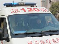 В Китае водитель внедорожника покончил с собой после того, как врезался в толпу школьников