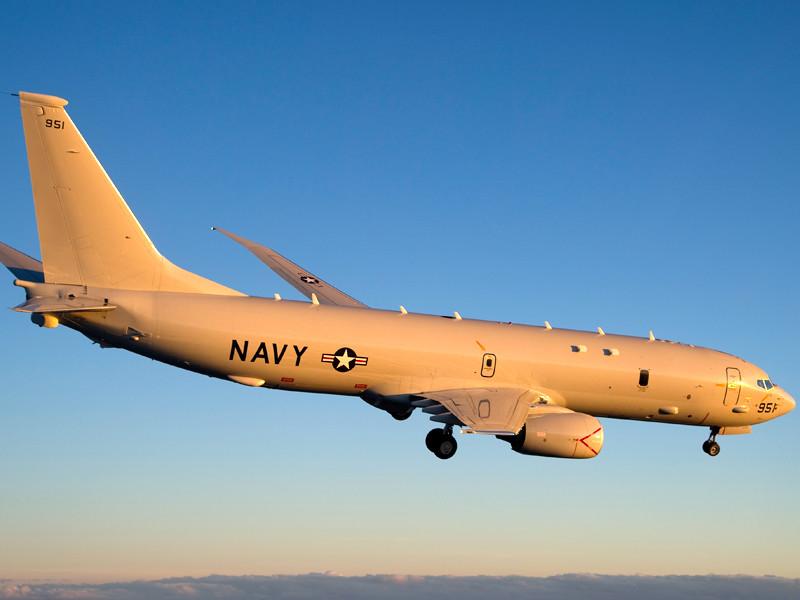 Противолодочный самолет ВМС США Р-8А Poseidon