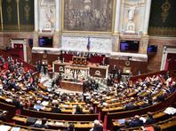 Депутаты парламента Франции передали Олланду проект резолюции оего импичменте