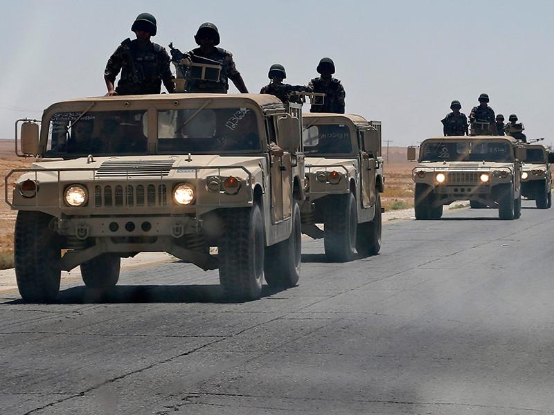 Двое американских военных инструкторов убиты во время перестрелки вблизи военной базы к югу от столицы Иордании города Амман