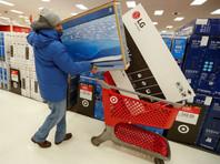"""Два человека погибли и четыре пострадали возле американских магазинов в """"черную пятницу"""""""