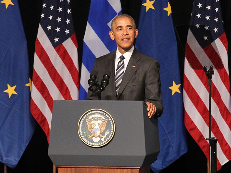 Президент США Барака Обама в пятницу, 18 ноября, в Берлине обсудит с европейскими лидерами вопрос о продлении санкций в отношении России