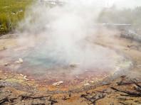 В США мужчина решил искупаться в горячем источнике и растворился в кислоте
