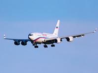 """Самолет Специального летного отряда """"Россия"""", направлявшийся 18 ноября в Лиму на саммит АТЭС, был встречен истребителями ВВС Швейцарии в воздушном пространстве этой страны. Самолеты сопровождали Ил-96-300 до границы с Францией"""