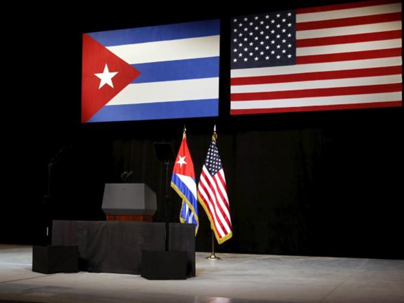 Избранный президент США Дональд Трамп объявил о своем намерении разорвать договор о нормализации отношений между Соединенными Штатами и Кубой, если Гавана откажется пересматривать условия соглашения на более выгодные для кубинского народа и для американцев