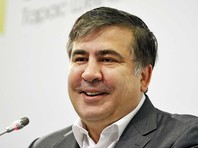 Порошенко уволил Саакашвили с поста губернатора Одесской области