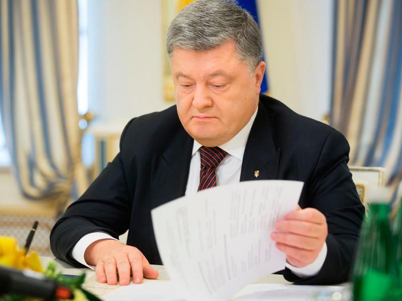 Порошенко шесть часов допрашивали о расстреле во время Евромайдана