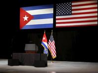 Трамп пригрозил Кубе разорвать двустороннее соглашение о нормализации отношений