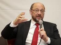 Председатель Европарламента намерен бороться за пост канцлера ФРГ, сообщила немецкая пресса