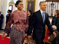Обама уверен, что его жена никогда не займется политикой