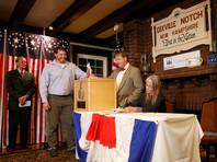 В США голосованием в штате Нью-Гэмпшир открылись выборы президента