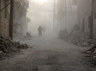 Алеппо, 2 октября 2016 года