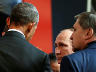 Путин и Обама кратко пообщались на саммите АТЭС