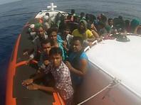 У берегов Ливии погибли около 240 мигрантов из Африки, которые переправлялись через Средиземное море на надувных лодках