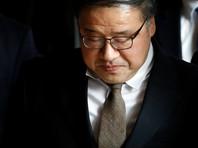 Полиция арестовала секретаря президента Южной Кореи по подозрению в коррупции