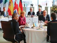 Обама договорился с европейскими лидерами о продлении антироссийских санкций