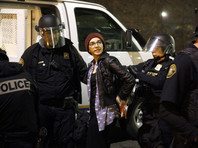 В Портленде акция протеста против избрания Трампа переросла в массовые беспорядки