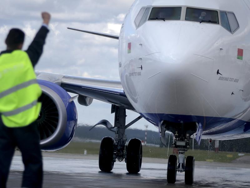 """Белоруссия предоставила доказательства угроз, высказанных украинским диспетчером в адрес экипажа самолета белорусской авиакомпании """"Белавиа"""", который украинские власти 21 октября принудительно вернули в аэропорт вылета"""