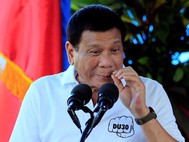 На Филиппинах взорвали кортеж с охранниками президента Дутерте
