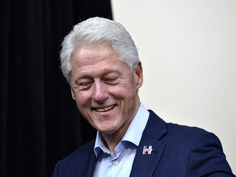 Федеральное бюро расследований США (ФБР) неожиданно опубликовало материалы расследования дела в отношении бывшего президента Билла Клинтона
