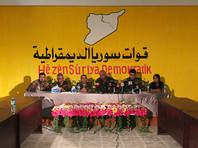 """""""Демократические силы Сирии"""" (Syrian Democratic Forces, SDF) сообщает, что наступление на Ракку начнется """"в течение ближайших часов"""". США окажут поддержку с воздуха, и для координации наступления уже создан командный центр. Операция получила название """"Гнев Евфрата"""""""