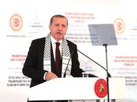 Эрдоган назвал главной целью турецкой спецоперации в Сирии свержение режима Асада