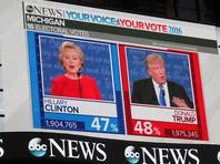 Клинтон получила на миллион голосов больше, чем избранный президент Трамп